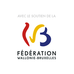 Avec le soutien de la Fédération Wallonie-Bruxelles