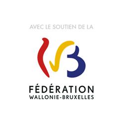 Avec le soutien de la Fédération Wallonie-Bruxelles